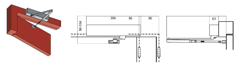 lockwood assa abloy door closer instructions